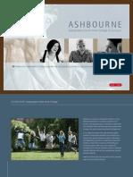 Ashbourne College Prospectus 2015 16