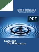 Catalogo - Mega Ozono Sac
