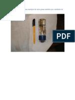 Fotomultiplicadora Para Medição de Raios Gama Emitidos Por Cintilador de Iodeto de Lítio LiI