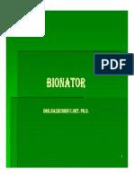 Bionator