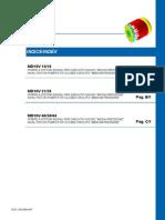 MD10V Catalogue