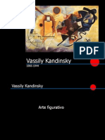 Vasssili Kandinsky - Teoría de la forma