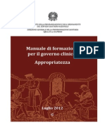 manuale_appropriatezza