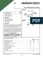 2_Didoe-RHRG30120CC Fast Rectifer Diode