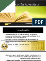 La Educación Adventistasermon2