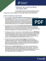 Border News - Oct 31 2014