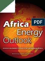 Africa Energy Outlook 2014