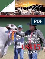 PODER AGROPECUARIO - PECUARIA - N 5 - SETIEMBRE 2011 - PARAGUAY - PORTALGUARANI