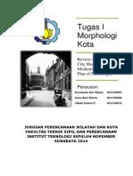 Tugas I Morphologi Kota