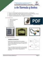 Informe Thevenin - Norton