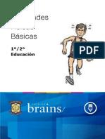 LAS CUALIDADES FÍSICAS BÁSICAS