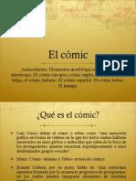 Presentación Cómic