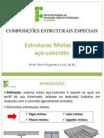 Capítulo 3 - Estruturas Mistas de Aço-concreto
