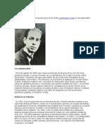 Biografía de Jorge Luis Borges
