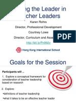 Teacher Leadership in Schools.pdf