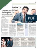 Entrevista al ex vicepresidente Carlos Álvarez