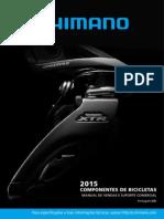 Catalogo Shimano 2015