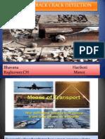 Railway Track Crack Detection