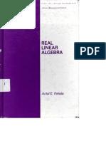 Linear Algebra - Antal E. Fekete Chapters 1-4