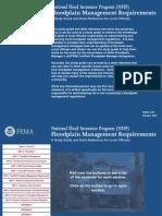 FEMA 480 FloodplainManagementRequirements