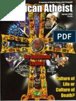 American Atheist Magazine Spring 2005
