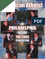 American Atheist Magazine Summer 2005