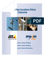 Axis Proxim Security