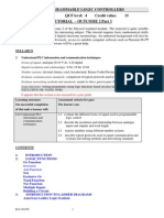 PLC STUDY