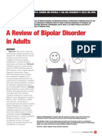 A Review of Bipolar Disorder in Adults