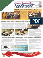 Salem Community Patriot 11-7-2014