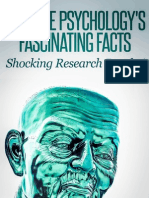Positive Psychology's Fascinating Facts 2.0