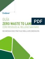 Guia Zero Waste_Unilever