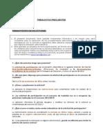 Concurso de Traslados 2014-2015 - Preguntas Frecuentes Secundaria y Resto de Cuerpos