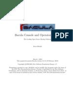 Bacula Console