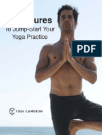 Yogi Cameron-9 Postures to Jump-Start Your Yoga Practice