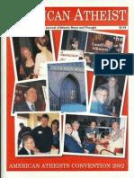 American Atheist Magazine Summer 2002