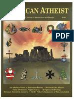 American Atheist Magazine Winter 2001-02