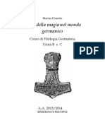 Filologia Germanica - Testi