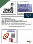QR codes app Overview
