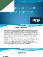 Presentación de analisis estructural