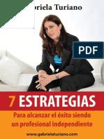 7 Estrategias Para Alcanzar El Éxito Siendo Un Profesional Independiente