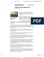 Hawaii Buckling Under Budget Woes | Spokesman.com | Dec 20, 2009