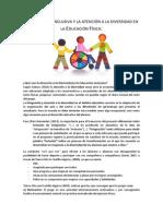 Ed. Inclusiva Blog