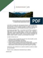 Observatorio Agroecológico RAE PERÚ Presentación - 2014