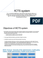 MCTS System