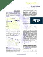 Así Está La Economía-Noviembre 2014-Círculo de Empresarios