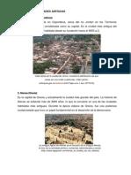 Ejemplos de Ciudades Antiguas