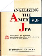 Eichhorn - Evangelizing the American Jew (1976)
