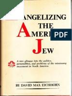 Eichhorn - Evangelizing the American Jew (1976)