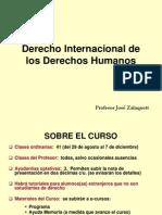 diapositivas derecho internacional de los derechos humanos